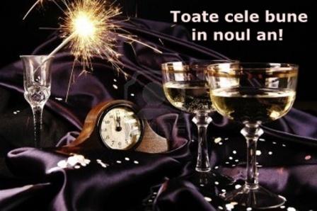 Felicitari si mesaje de Anul Nou si Revelion 2015
