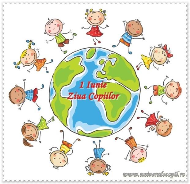Felicitari Pentru Copii De 1 Iunie Ziua Copilului Timp Liber