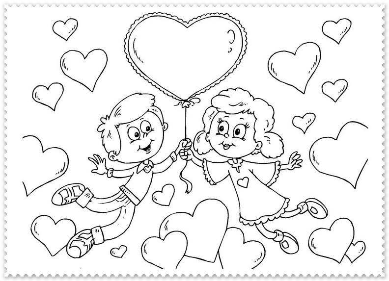 Felicitari Pentru Copii De 1 Iunie De Colorat Planse De
