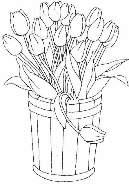 Desene Cu Flori De Primavara Curatatorie Chimica