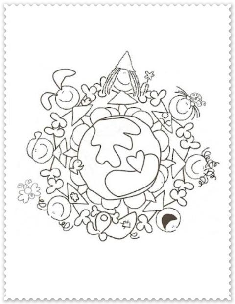 Ziua Internationala A Copiilor Planse De Colorat Planse De