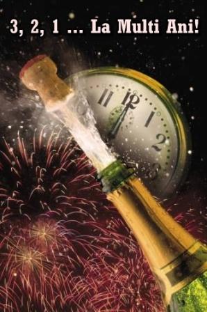 Felicitari mesaje urari de Anul Nou 2015