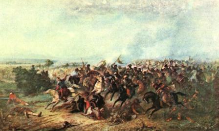 Batalia de la Calugareni Mihai Viteazul